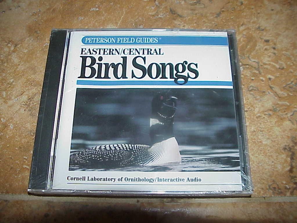 Eastern Central Bird Songs