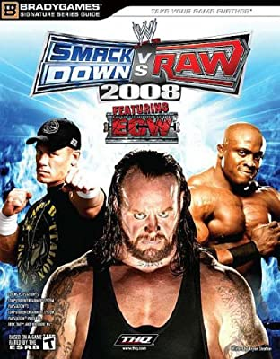 Wwe smackdown vs. Raw 2008 cheats & codes for playstation 2 (ps2.