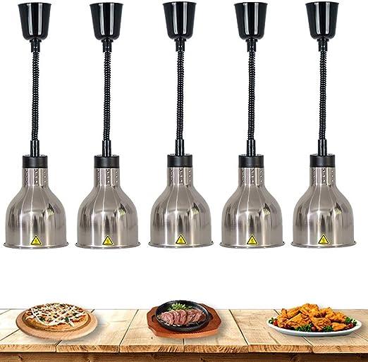 Aprilhp Lampe Chauffante Lustre Vintage Rechauffeurs De Nourriture