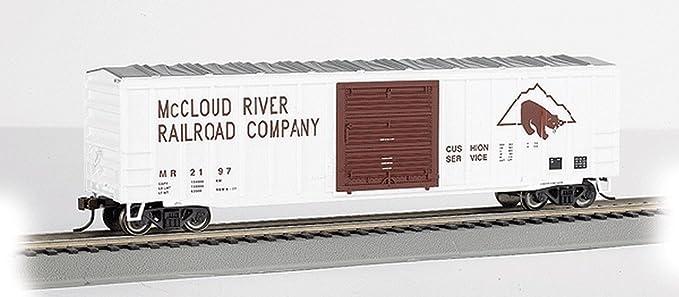 Mccloud River ACF 50 - 6
