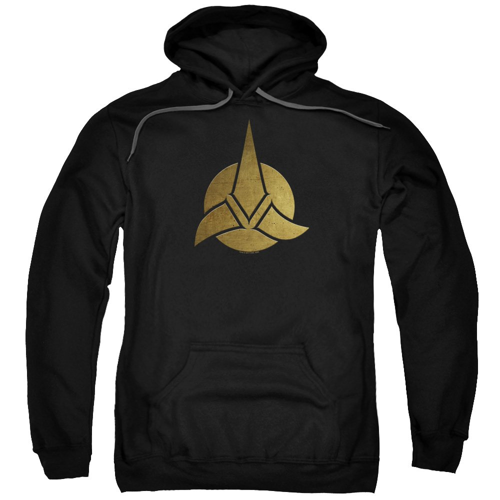 Star Trek Discovery - - Männer Discovery Triquentra Pullover Hoodie