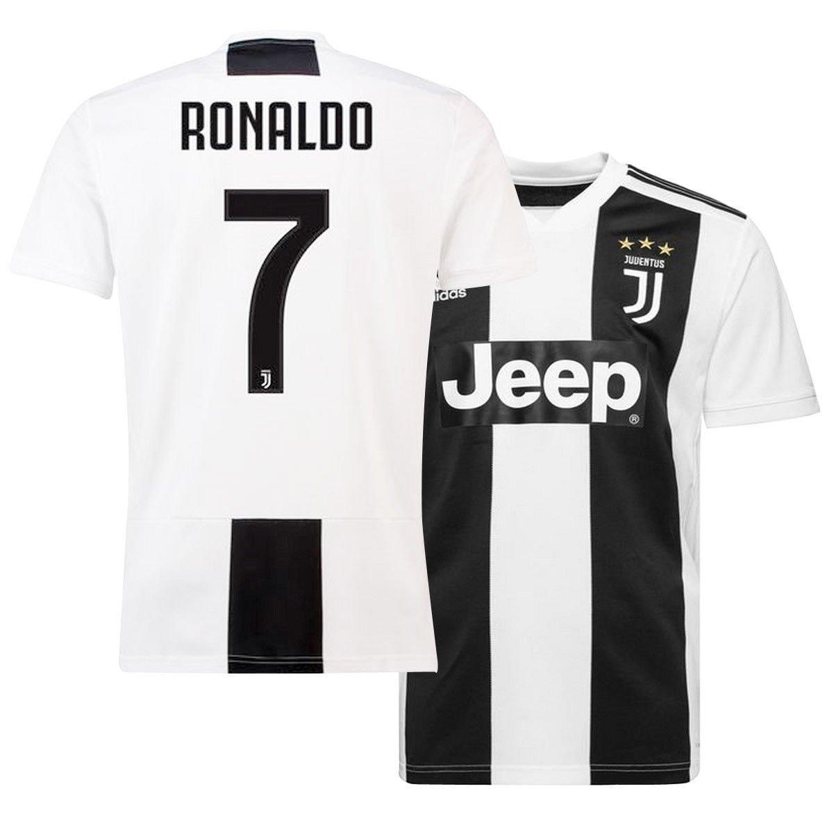 new products 3e4a4 ff47e ukgiftshop 2018/19 Ronaldo 7 Juventus Home Football Club ...