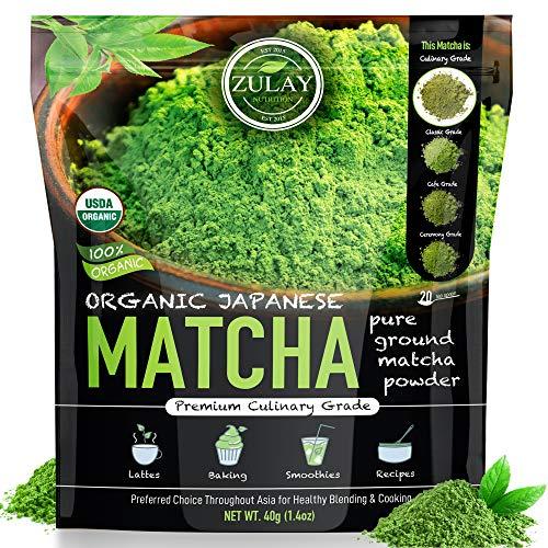 Zulay Matcha Green Tea