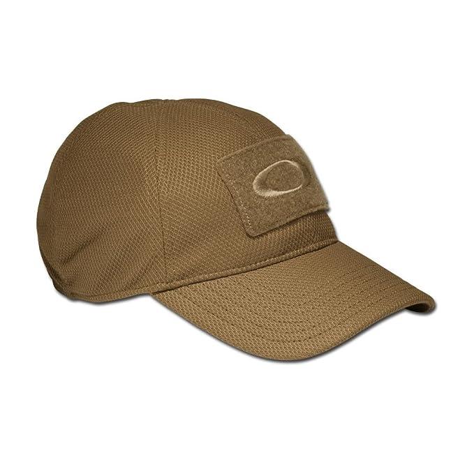 Oakley - Gorra de béisbol - para hombre Coyote small: Amazon.es: Ropa y accesorios