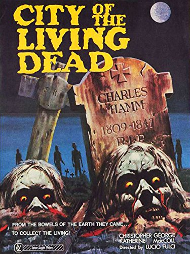 City Of The Living Dead directed by Lucio Fulci horror movie reviews