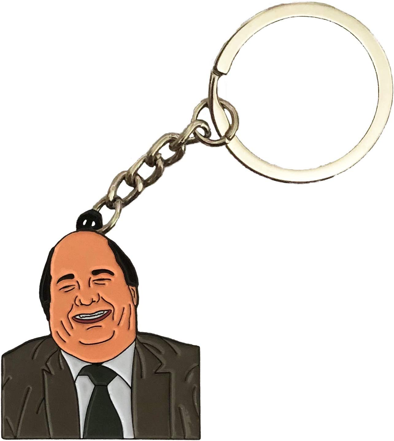 Balanced Co. Kevin Malone Keychain Michael Scott Key Chain