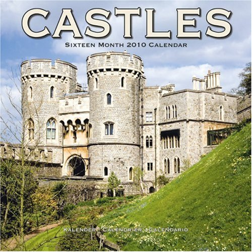 Castles 2010 Wall Calendar by