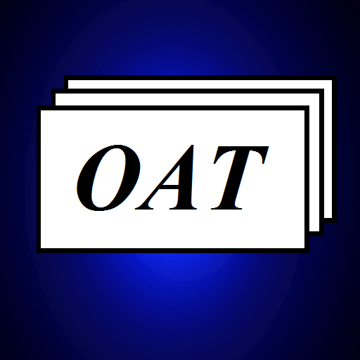 OAT Optometry Admission Test Flashcards