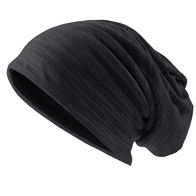 Ruphedy Mens Long Slouchy Oversized Beanie Skull Cap Soft Lightweight  Summer Knit Hat B301 (B011h 31578f73486