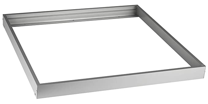 Lumira – Marco embellecedor para LED Panel 62 x 62 cm, 5 cm de altura