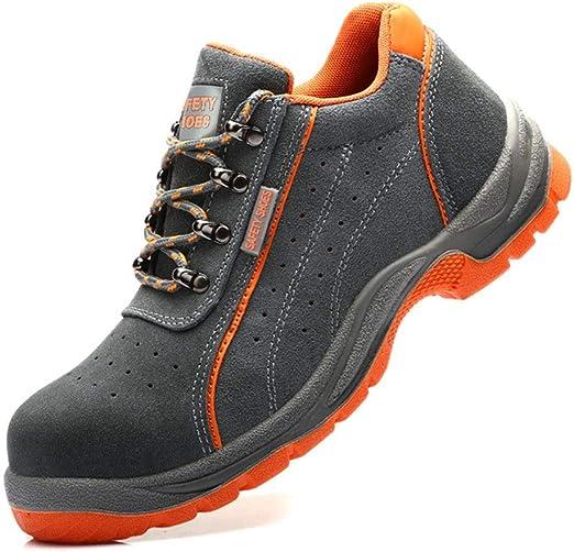 Footwear Steel Toe Cap Shoes Breathable