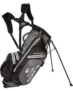 Amazon.com   Cobra Golf 2019 Ultralight Stand Bag (Black)   Sports ... f554a9773817