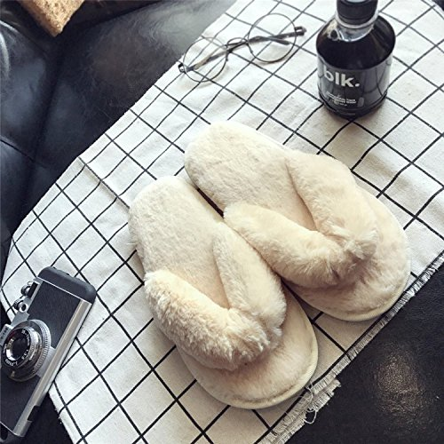 de Pantuflas algodón zapatillas Donyyyy casa 37 36 para XHxdwqwzI