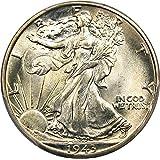 1943 D Walking Liberty Halves Half Dollar MS66 PCGS