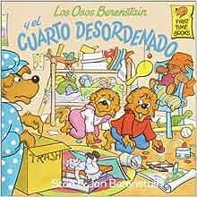 Los osos berenstain el cuarto desordenado stan berenstain for Cuarto desordenado