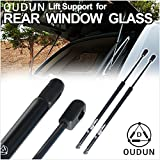 1994 jeep hard top - VioGi Brand New 2pcs Rear Window Glass Charged Lift Support Struts Shock Gas Spring Fit Jeep 1987-1995 Wrangler w/ Factory Hardtop