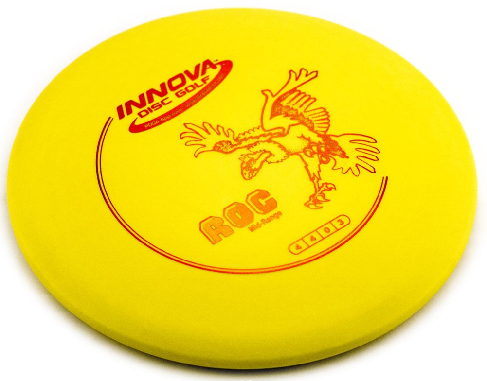 Innova - Champion Discs DX Roc Golf Disc, 151-164gm (Colors may vary)