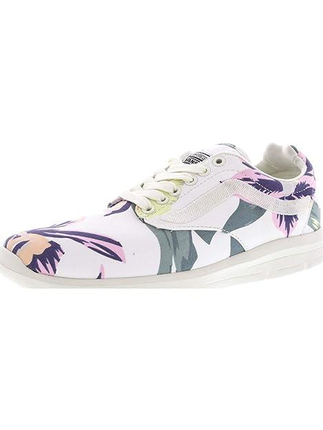 7854af1e7528 Vans Iso 1.5 Vintage Floral Marshmellow Ankle-High Skateboarding Shoe - 9M    7.5M