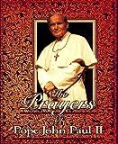 Prayers of Pope John Paul II, John Paul II, 0892839635