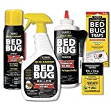 Best Bed Bug Sprays - Harris Egg Kill and Resistant Bed Bug Kit Review