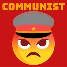 Emoji Communist Comrade - Communism And Socialism Adventure: Join Red Army Socialist