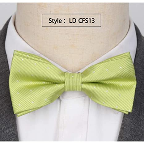 FDHFC Hombres Bowtie Butterfly Gravata Party Wedding Bow Tie para ...