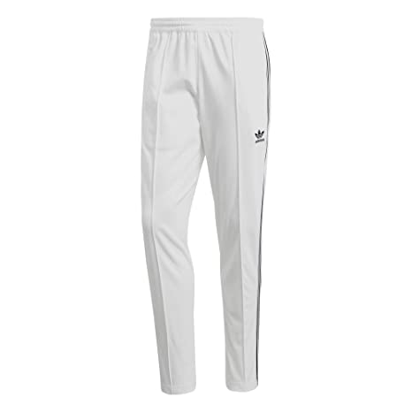 adidas Beckenbauer TP Pantalone Training White: Amazon.it ...