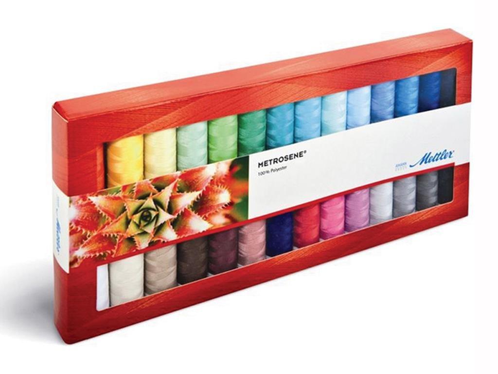 Metrosene All Purp GiftSet28pc Plus All Purpose Thread Gift Set 28pc by Metrosene