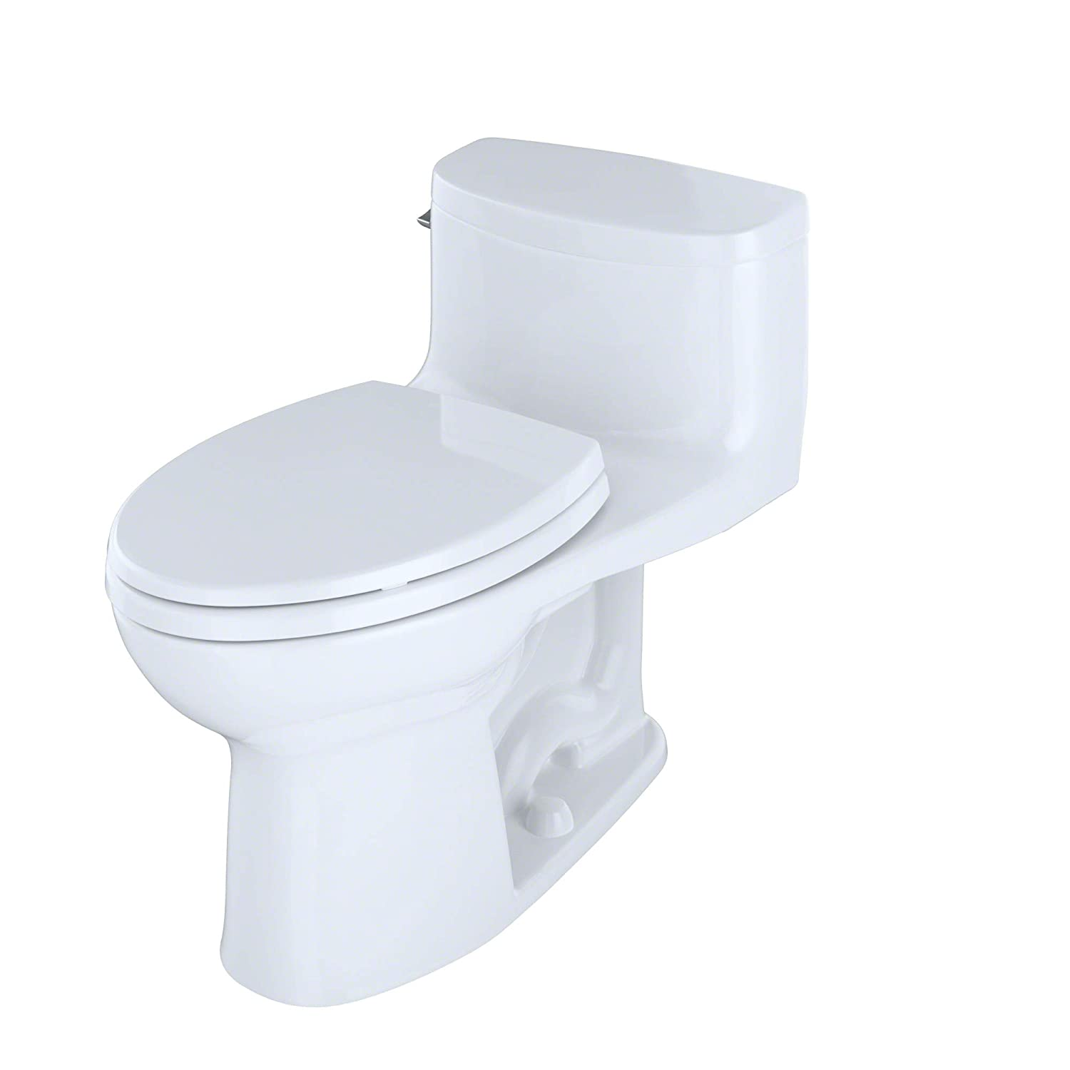 Toto MS634114CEF#51 Supreme-2 One-Piece High-Efficiency Toilet, 1.28 ...