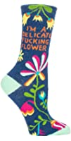 Blue Q Socks, Women's Crew