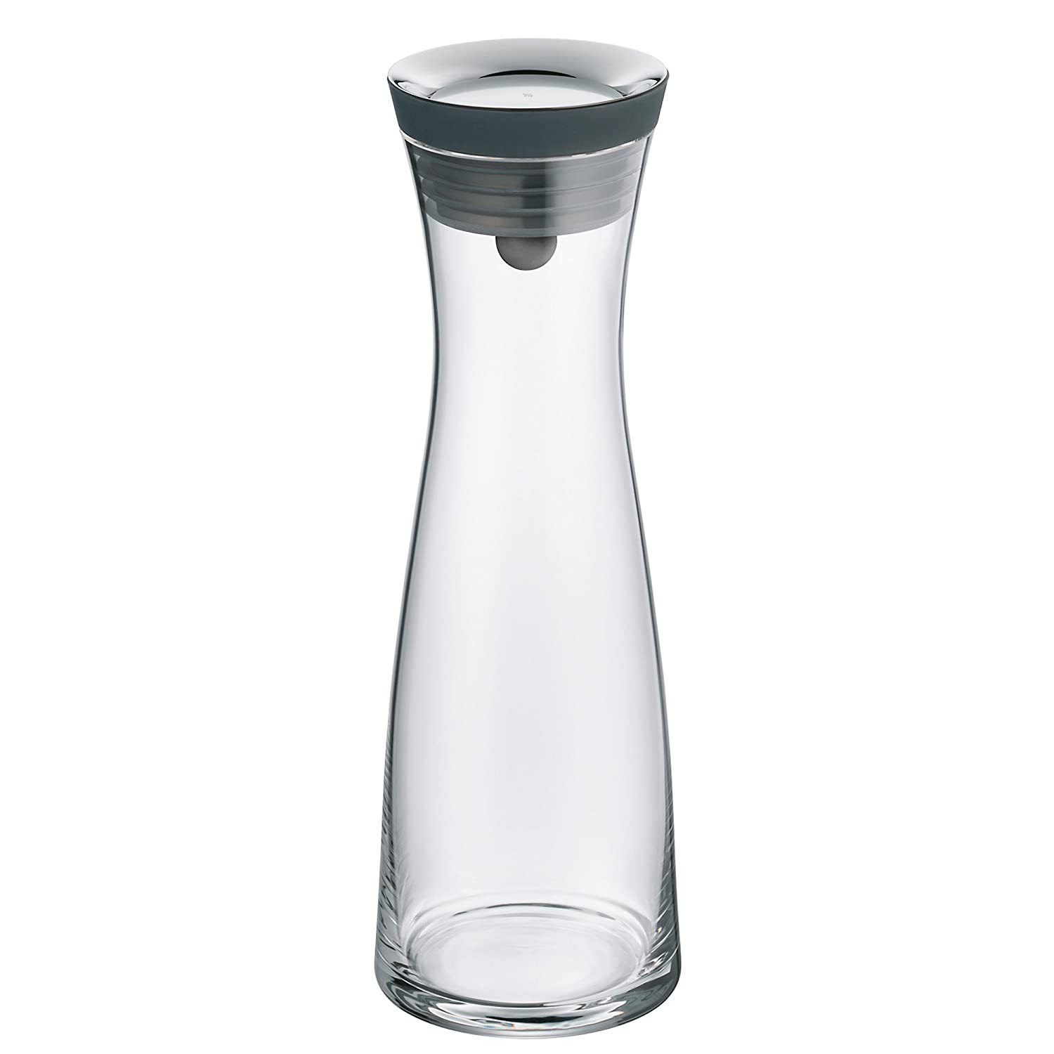 WMF Basic Black Water Carafe, 1-Liter 3201000189