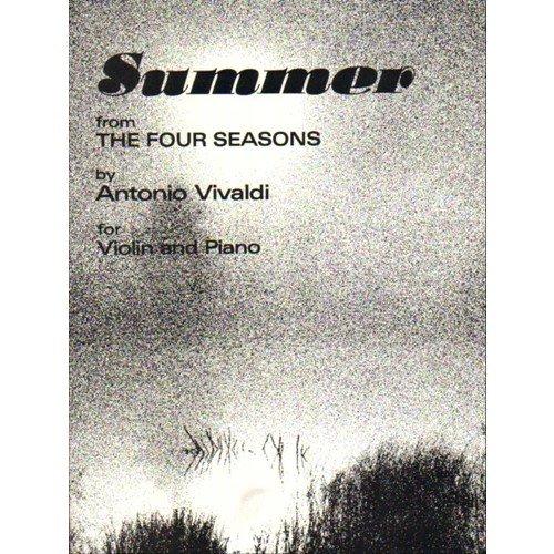 Vivaldi Music Sheets - 7