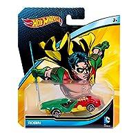 Hot Wheels DC Universe Robin Vehículo