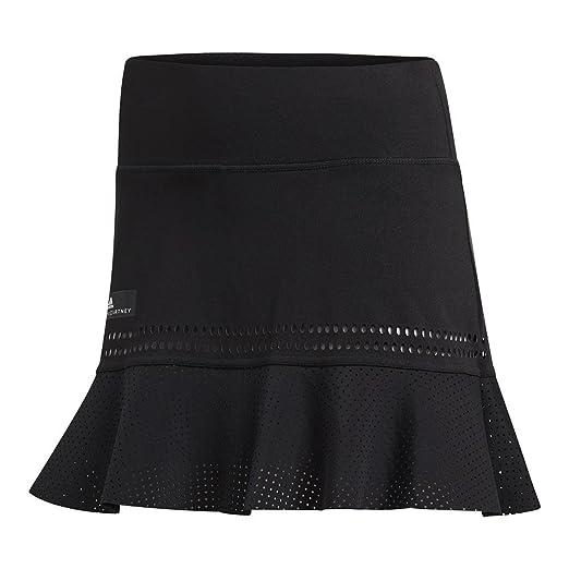 370507e82a Amazon.com: adidas Women's by Stella McCartney Barricade Skirt Black ...