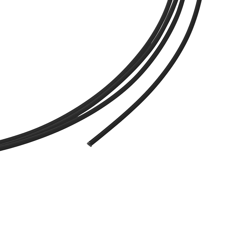 Black Basics Premium PLA 3D Printer Filament 1 kg Spool AML3032852-10 1.75mm