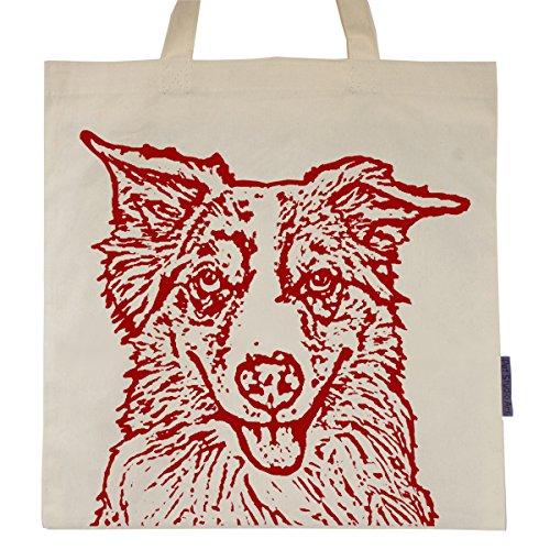 Australian Shepherd Named Mini Tote Bag
