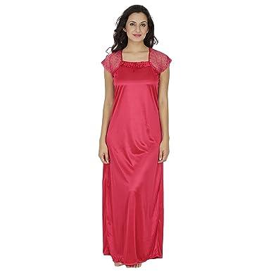 ef843545e Klamotten Women s Nightwear (X10 PeachFree Size)  Amazon.in ...