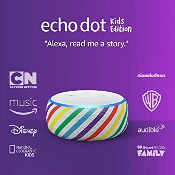 Amazon Echo Dot Kids Edition Smart Speaker