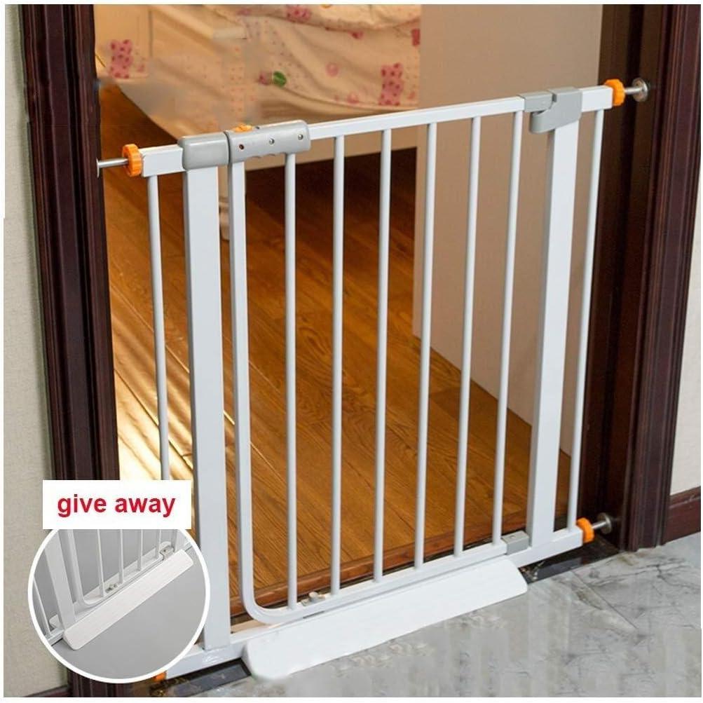 Puerta de seguridad del bebé Puerta del bebé Escalera Barandilla Puerta de la seguridad del bebé de la cerca del jardín chimenea barandilla del niño del bebé Valla Valla de mascotas cerca