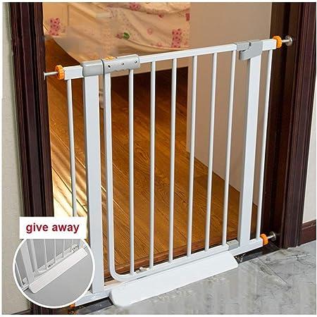 Puerta de seguridad del bebé Puerta del bebé Escalera Barandilla Puerta de la seguridad del bebé