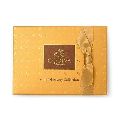 Godiva Chocolatier 12 Piece Gold Discovery Gift Box Assorted Gourmet Chocolates