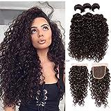 Best Grade Of Human Hair Weaves - Perstar Brazilian Virgin Hair Water Wave Bundles Review