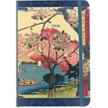 2016 Cherry Trees Weekly Planner (16-Month Engagement Calendar, Diary)