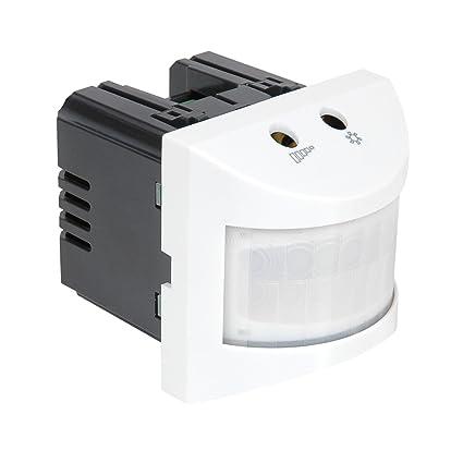 Debflex 742384 Casual - Mecanismo detector de movimiento, color blanco brillante