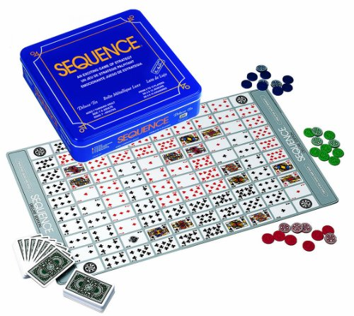 Sequence Deluxe (Game Deluxe Tin)