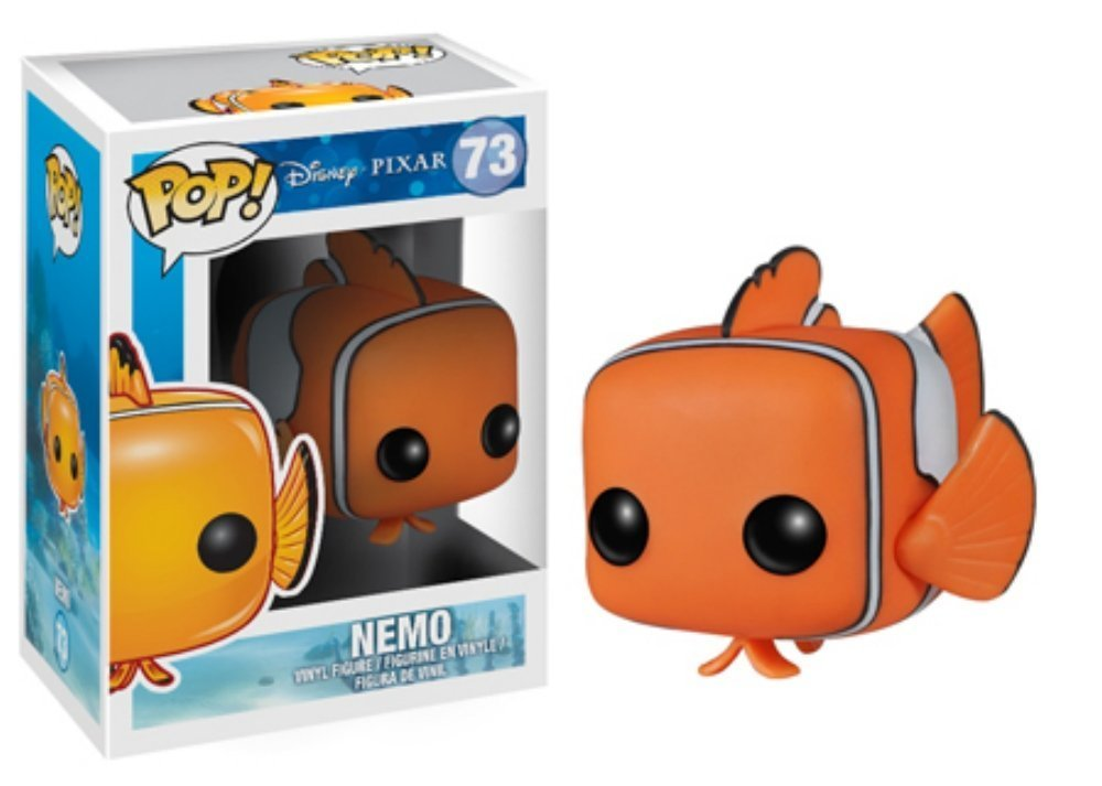 amazon com funko pop disney finding nemo action figure funko pop