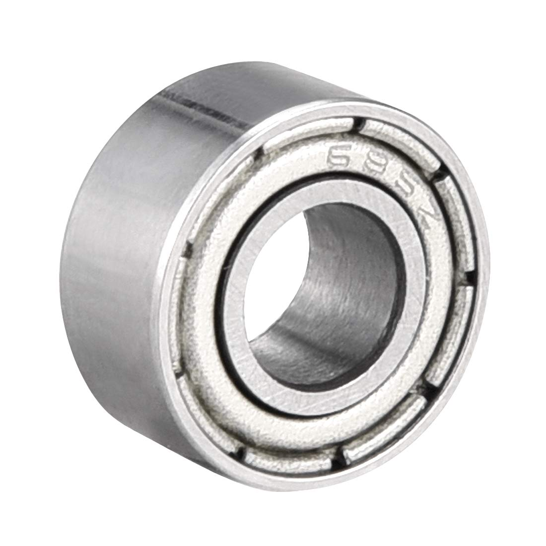 10Pcs 685ZZ 11 x 11 x 5mm Dual Metal Shielded Deep Groove Ball Bearings Sourcingmap US-SA-AJD-68232