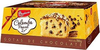 Colomba Pascal Bauducco Gotas de Chocolate 700g: Amazon.com.br: Alimentos e Bebidas