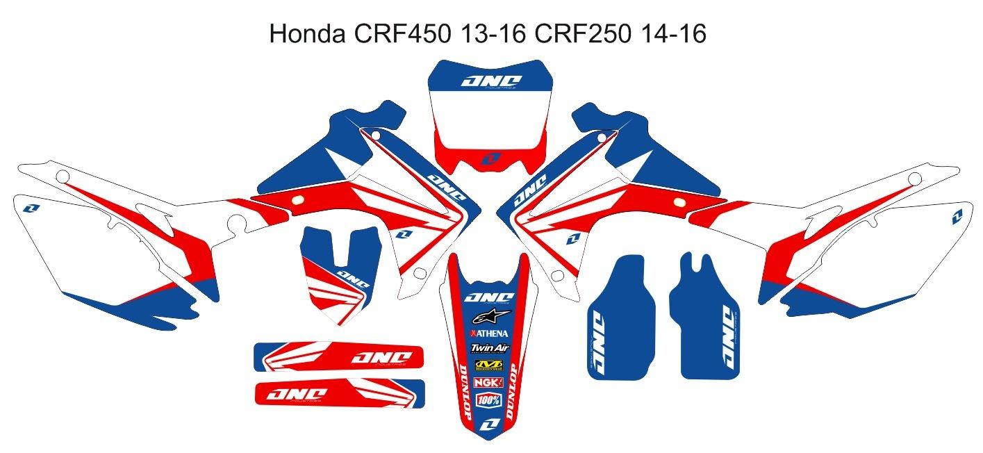 Honda CRF 450 2013-2016 CRF 250 2014-2016