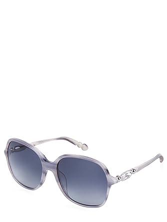 Mila ZB Sonnenbrille silber Damen qRwdCeB